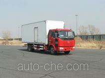 FAW Jiefang CA5160XBWP62K1L3E insulated box van truck