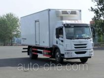 FAW Jiefang CA5160XLCPK2L5E5A80 refrigerated truck