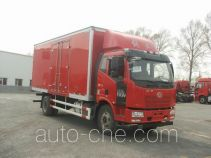 FAW Jiefang CA5160XXYP62K1L4A2E5 box van truck