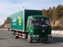 Huakai CA5160XYZK28L5BE3 postal van truck