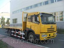 FAW Jiefang CA5163TPBP7K2L2E flatbed truck