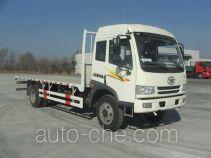 FAW Jiefang CA5163TPBP9K2L4E flatbed truck