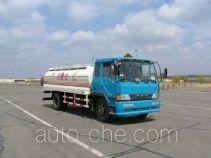 FAW Jiefang CA5166GJYP1K2L2 cabover fuel tank truck
