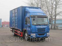 FAW Jiefang CA5168XXYPK2L2E5A80-3 box van truck