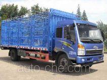 FAW Jiefang CA5169CCQPK15L2NE5A80 livestock transport truck