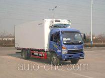 FAW Jiefang CA5169XLCPK15L2NA80 refrigerated truck