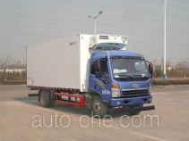 FAW Jiefang CA5169XLCPK15L2NE5A80 refrigerated truck