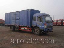 FAW Jiefang CA5169XXYPK15L2NA80-3 box van truck