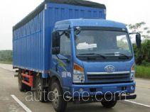 FAW Jiefang CA5170CPYPK2L6T3E4A80-2 автофургон с тентованным верхом
