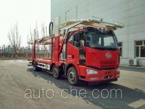 FAW Jiefang CA5180TCLP63K1L3T3E4 car transport truck