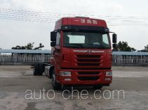 FAW Jiefang CA5180XXYP1K2L7BE5A80 van truck chassis