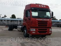 FAW Jiefang CA5180XXYP2K2L7BE5A80 van truck chassis