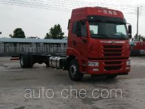FAW Jiefang CA5181XXYP2K2L7BE5A80 van truck chassis
