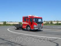 FAW Jiefang CA5190TXFP19K2L3E5 fire truck chassis