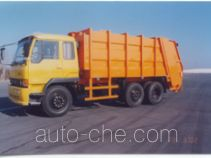 FAW Jiefang CA5195P1K2T3 garbage compactor truck
