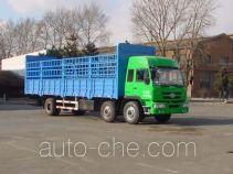 Huakai CA5200CLXYP1K2L1T3E3 stake truck