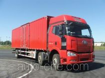 FAW Jiefang CA5250XXYP63K2L6T3A1HE diesel cabover box van truck