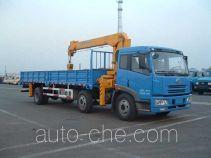 FAW Jiefang CA5230JSQA70E3 truck mounted loader crane
