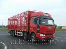 FAW Jiefang CA5240CCQP63K2L6T4AE4 livestock transport truck