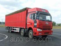 FAW Jiefang CA5240CPYP66K1L7T4E4 soft top box van truck