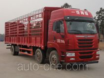 解放牌CA5250CCYP2K2L7T3E4A80-1型仓栅式运输车