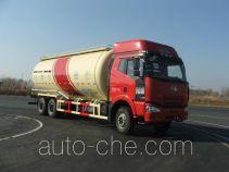 解放牌CA5250GFLP66K2L5T1E4型低密度粉粒物料运输车