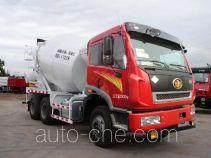 解放牌CA5250GJBP2K15T1E4A80型混凝土搅拌运输车