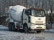FAW Jiefang CA5250GJBP66K2L2T1E diesel cabover concrete mixer truck