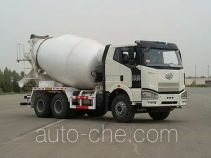 解放牌CA5250GJBP66K2L2T1E型平头柴油混凝土搅拌汽车