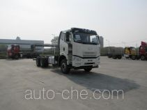 FAW Jiefang CA5250JSQP63K1L5T1E5 truck mounted loader crane chassis