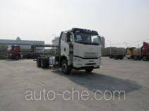 FAW Jiefang CA5250JSQP63K1L5T1E5 шасси грузовика с краном-манипулятором (КМУ)