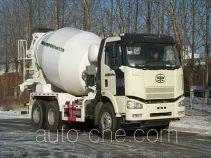 解放牌CA5250GJBP67K2L1T1E型平头柴油混凝土搅拌汽车