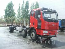 FAW Jiefang CA5250GYYP62K1L6T3E5 oil tank truck chassis