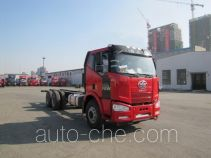 FAW Jiefang CA5250GYYP63K1L3T1E5 oil tank truck chassis