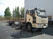 FAW Jiefang CA5250JSQP62K1L7T3E5 truck mounted loader crane chassis