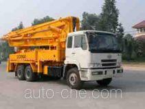 FAW Jiefang CA5250THBA80 concrete pump truck