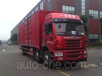 FAW Jiefang CA5250XXYP1K2L7T3E5A80-3 box van truck