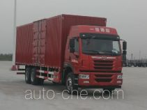 FAW Jiefang CA5250XXYP2K2L7T1E5A80 box van truck