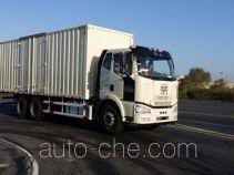 FAW Jiefang CA5250XXYP63K1L5T1E5Z box van truck