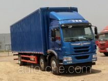 FAW Jiefang CA5250XXYPK2L5T3E5A80-3 box van truck