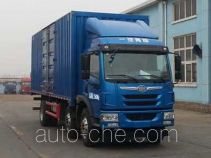 FAW Jiefang CA5250XXYPK2L7T3E5A80-3 box van truck