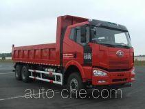 FAW Jiefang CA5250ZLJP66K24L4T1E4 dump garbage truck