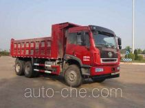 FAW Jiefang CA3251P2K2L4T1E4A80-1 diesel cabover dump truck