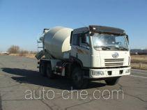 解放牌CA5252GJBP2K2T1E型6×4平头混凝土搅拌运输车