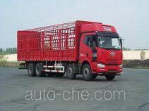 FAW Jiefang CA5310CCYP63K1L6T4A1E4 грузовик с решетчатым тент-каркасом
