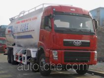 FAW Jiefang CA5310GFLP2K2L7T4EA80 low-density bulk powder transport tank truck