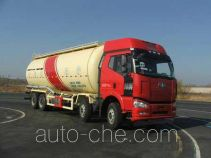 FAW Jiefang CA5310GFLP66K2L7T4E4 low-density bulk powder transport tank truck