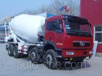解放牌CA5310GJBP2K2L1T4E80型平头柴油混凝土搅拌车