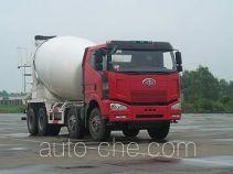 解放牌CA5310GJBP66K22T4E型平头柴油混凝土搅拌汽车