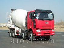 解放牌CA5310GJBP66K24T4E型平头柴油混凝土搅拌汽车
